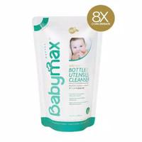 BabyMax Bottle Utensils Cleanser Refill 450mlSabun Cuci Botol Babymax