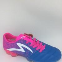 Sepatu bola specs equinox fg tulip blue pink original new 2018
