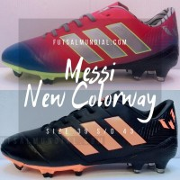 100% REAL PICT | Adidas Messi 2016 16.4 FG, Sepatu Bola Belum Rilis
