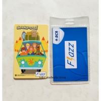 Kartu Flazz BCA Etoll Scooby-Doo Seri ke-2 - Kuning