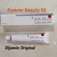 AZA 20 Cream - krim bekas jerawat - azelaic acid 20 %