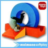 Softplay Moimono Cool Donut Climber Set (SAC-01)-indoor playground