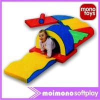 Softplay Moimono Fun Curly Road Climber Set (PC-07) -indoor playground