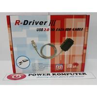 Converter IDE / ATA - SATA to USB R-Driver