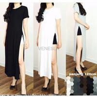 Baju Dress Panjang Dress Artis Korea Cewek 888 dres long long SS