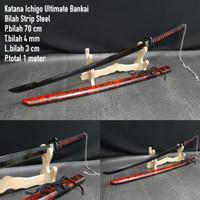 Samurai Katana Ichigo Ultimate Bankai Merah