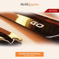 Talang air / talang air mobil / talang air Datsun go