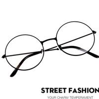 Kacamata Bulat korea Wanita Pria harry potter imut cantik