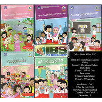 PAKET 9 Buku Siswa - Kelas 6 SD Tema 1-9 Revisi 2018 Kurikulum 2013