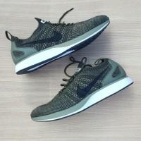 Nike Racer Mariah Flyknit Army Sneakers For Man Premium Original