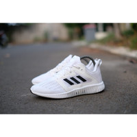 Sepatu Adidas Climacool White Black ORIGINAL