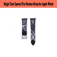 Single Tour Eperon D'or Hermes Strap for Apple Watch series 1, 2 , 3