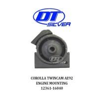Karet Bantalan Dudukan Mesin Engine Mounting Depan COROLLA TWINCAM