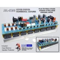 Power Amplifier 2000w - JBL6293 ( TR ORI )