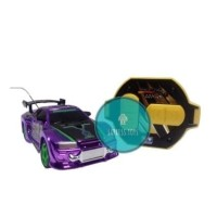 Mainan Remote Control RC Auldey Race Tin Gen 4 Sedan 27 Ungu 2.4Ghz