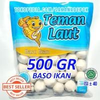 TEMAN LAUT Baso Ikan 500gr Bakso Cilok Seafood