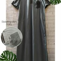 Pakaian muslim/ jubah Arab Al asheel (sporty)