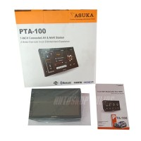 Head Unit mobil merk Asuka PTA 100