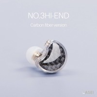 TFZ No 3 Hi-End HiFi In Ear Monitor Earphone with Detachable Cable