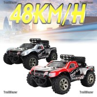Tbid Mainan RC Mobil Monster Truck Off-Road Remote Control 48km / h