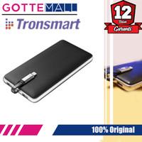 Tronsmart Prime 10000mAh VoltiQ Power Bank Fast Charging Original Asli
