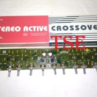 Kit Ranic Kit CROSSOVER Active Stereo 3 Way-Ranic Sx67xc