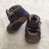 Sepatu anak Baby Millioner Abu navy