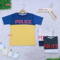 Kaos Cool Kids uk. 1-2 Tahun / Baju Branded Anak Laki Cowok Murah