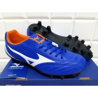 ORIGINAL Sepatu Bola / Soccer Mizuno Monarcida Neo Select Reflex Blue