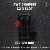 AWT FAST CHARGER C2 2 slot [AUTHENTIC]