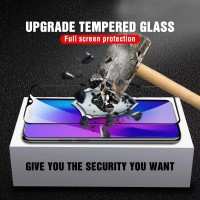 Oppo F11 F9 F7 Pro F5/Plus/Youth F3 F1s Full Tempered Glass Anti Gores