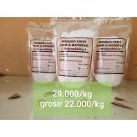 500 gr - baking soda arm & and hammer murni sodium bicarbonate repack
