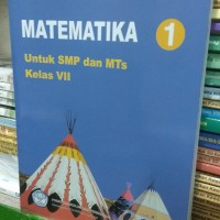 buku matematika untuk smp kelas 1/VII Bse