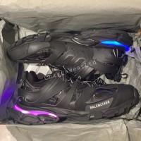 Balenciaga Track Led Black Retail Version 1:1