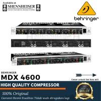 Compressor BEHRINGER MDX4600 Original Kompresor Audio Player limited s
