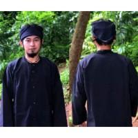 stelan baju Pangsi adat sunda