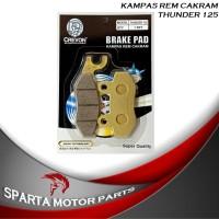 Kampas Rem Depan CREVON Thunder 125 / KLX 150 / KLX 250 DIsc Pad