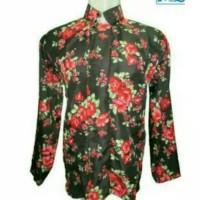 Baju Surjan kembang / baju adat khas solo jogja