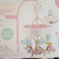 mainan party mobile baby to sleep mothercare