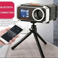 Pengukur Kecepatan Peluru Airsoft Paintball Chronograph Balistic Speed