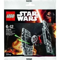 First Order Special Forces Tie Fighter Lego Polybag 30276 Star Wars