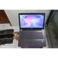 Laptop hp like new Ram 4GB Intel Celeron N3060 Intel HD grapics 2GB