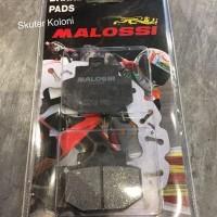 Malossi MHR S52 brake pads Rear Vespa kampas rem - GT GTS GTV 150-300