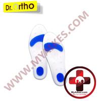 Insole Pad Dr. Ortho OO-129 (alas kaki silicone) - S