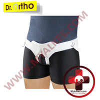 Dr Ortho OH-501 HERNIA BELT With SOFT PADS - S