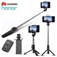 Huawei Honor Selfie Stick Bluetooth Tripod Tongsis Bluetooth