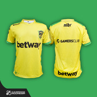 Jersey mibr Brazil Edition - Premium Gaming Team Apparel
