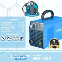 Mesin Las Stahlwerk Arc-120