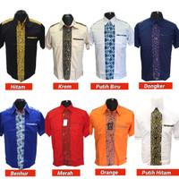 Kemeja Seragam , Baju Kerja , Seragam Kombinasi , Seragam Batik