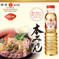 Hinode Hon Mirin 320 ml [Arak Masak Jepang Manis]